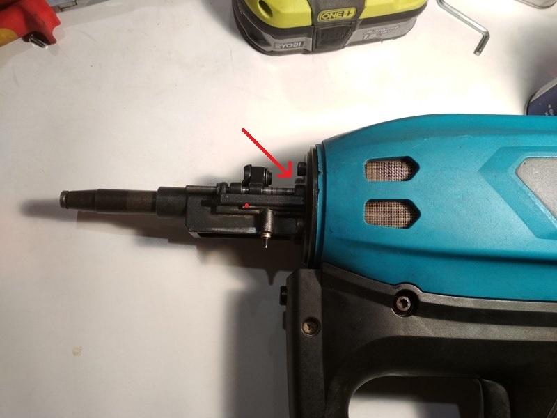 Ремонт Toua GSN-50 - О том, как хитрый гвоздь сломал молоток. - фото 3