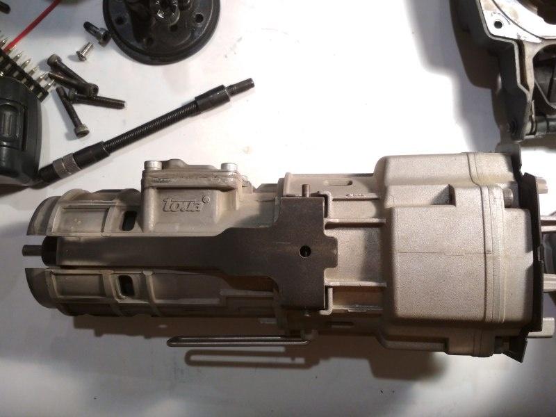 Ремонт Toua GSN-50 - О том, как хитрый гвоздь сломал молоток. - фото 9