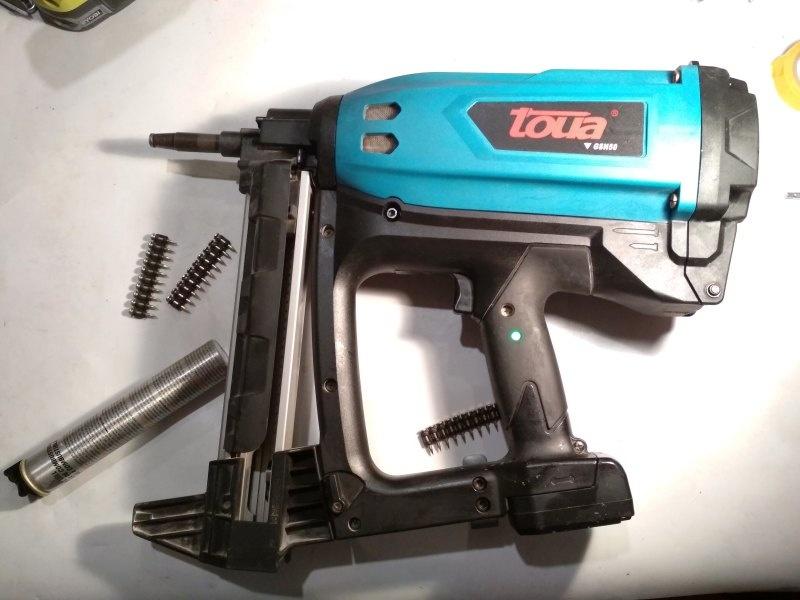 Ремонт Toua GSN-50 - О том, как хитрый гвоздь сломал молоток. - фото 15