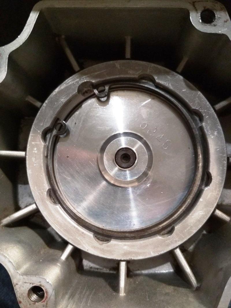 Ремонт Toua GSN-50 - О том, как хитрый гвоздь сломал молоток. - фото 14