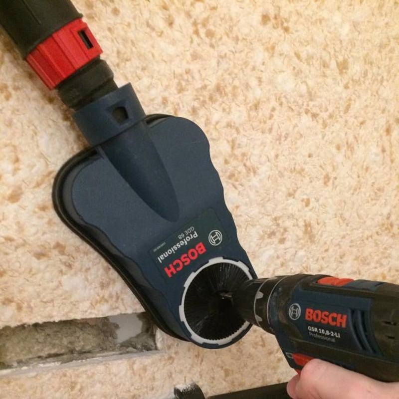 Обзор системы пылеудаления Bosch GDE68 - фото 3