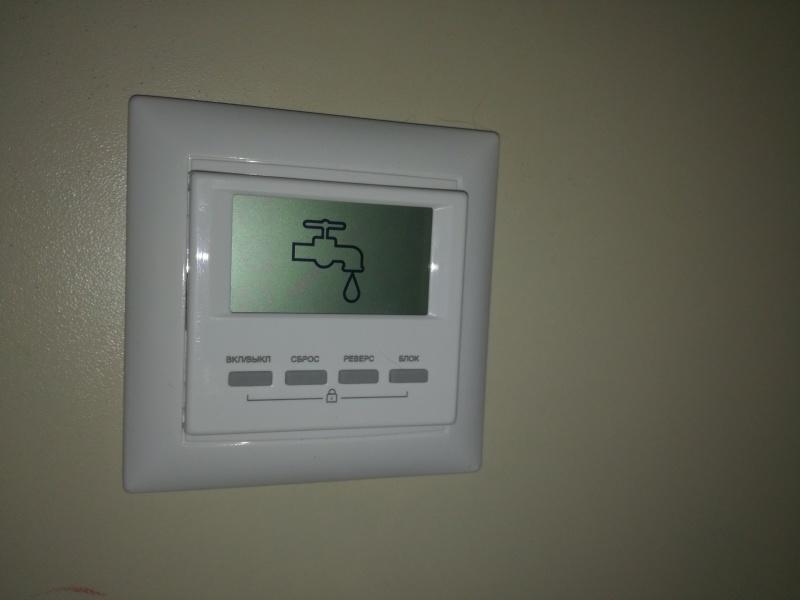 Установка системы контроля протечки воды в квартире своими руками - фото 19