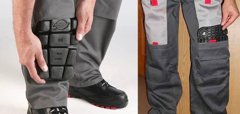 Наколенники. Защита коленей при проведении строительных работ - фото 7