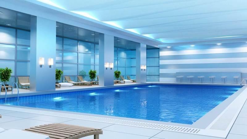 Современное решение проблемы повышенной влажности в бассейнах закрытого типа - фото 1