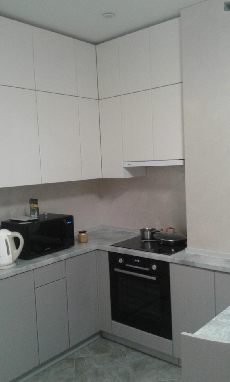 Кухня – платиновая красотка. - фото 1