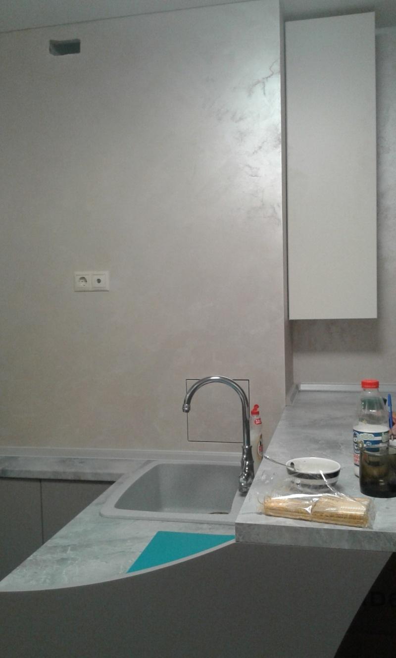 Кухня – платиновая красотка. - фото 5