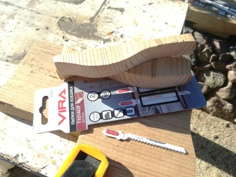 Тестирование ручного инструмента VIRA - фото 11