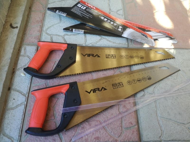 Тестирование ручного инструмента VIRA - фото 2