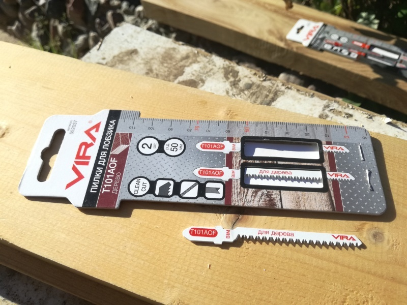 Тестирование ручного инструмента VIRA - фото 10
