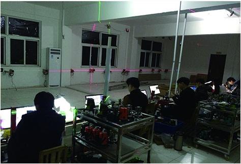 Как проверить точность лазерного уровня? - фото 2