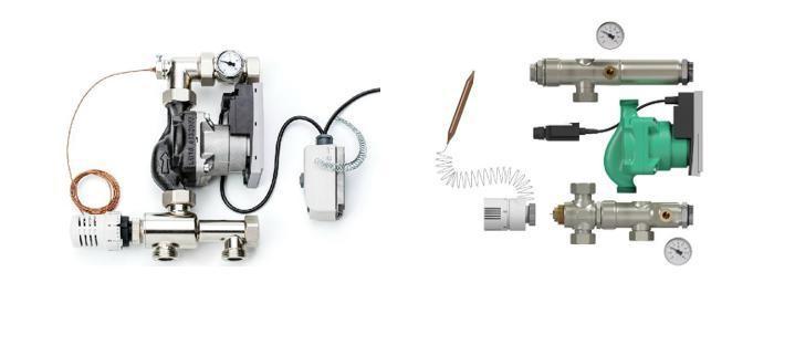 Управление температурой при зональной организации системы отопления: обзор решений производителей - фото 11