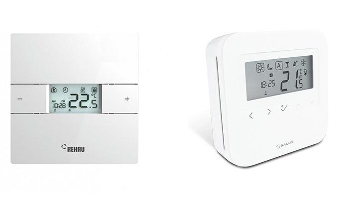 Управление температурой при зональной организации системы отопления: обзор решений производителей - фото 3