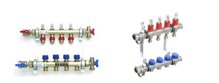 Управление температурой при зональной организации системы отопления: обзор решений производителей - фото 9