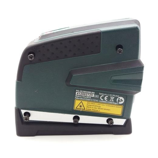 Настройка лазерного уровня Bosch PCL 20 - фото 8