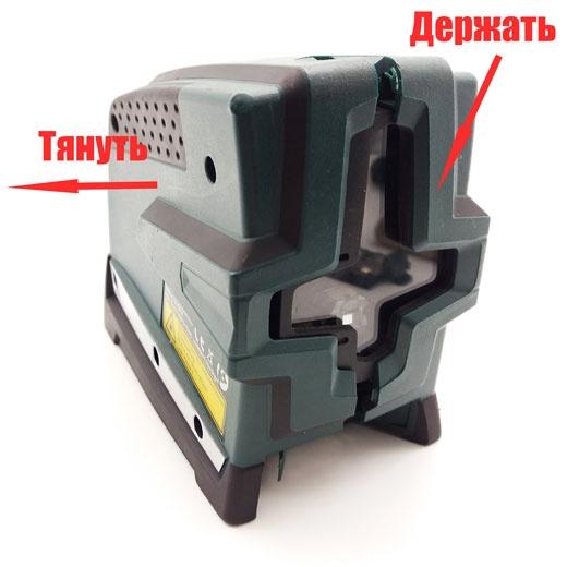 Настройка лазерного уровня Bosch PCL 20 - фото 10