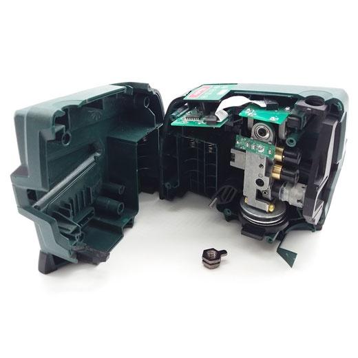 Настройка лазерного уровня Bosch PCL 20 - фото 11