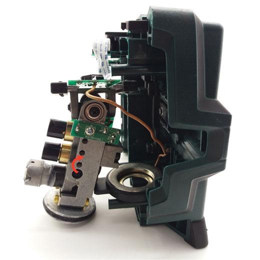 Настройка лазерного уровня Bosch PCL 20 - фото 17