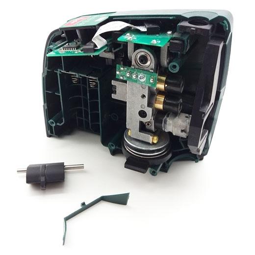 Настройка лазерного уровня Bosch PCL 20 - фото 12