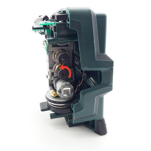 Настройка лазерного уровня Bosch PCL 20 - фото 18
