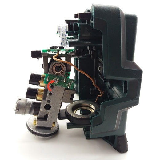 Настройка лазерного уровня Bosch PCL 20 - фото 23