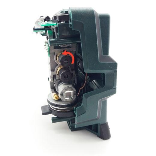 Настройка лазерного уровня Bosch PCL 20 - фото 24