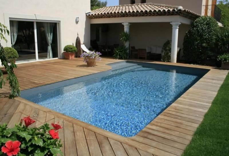 5 красивых небольших бассейнов - фото 1