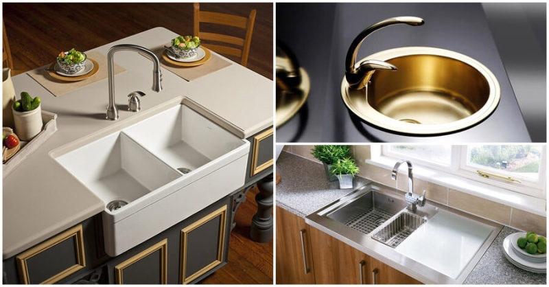 Уникальные раковины для современной кухни - фото 1