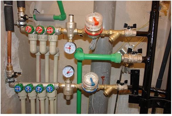 Разводка отопления и водоснабжения в квартире: выбор материалов и инженерного оборудования - фото 13
