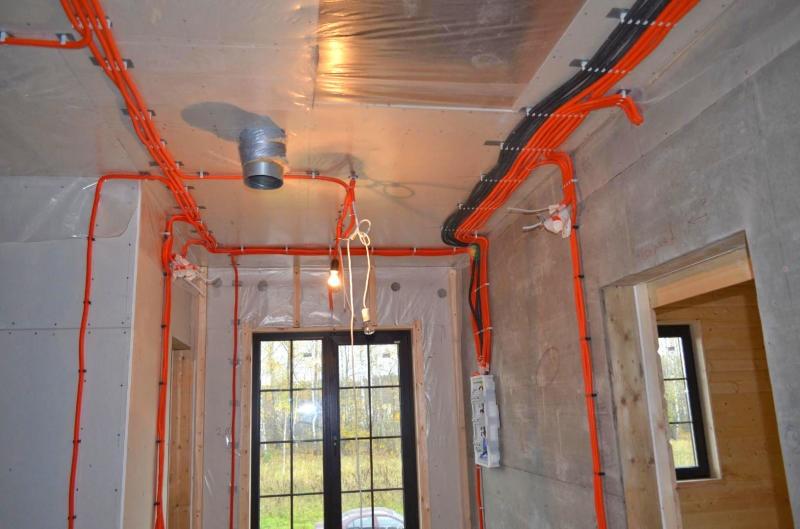 10 правил монтажа электропроводки - фото 1