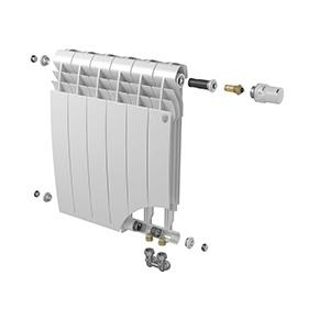 Преимущества нижнего подключения радиаторов - фото 2