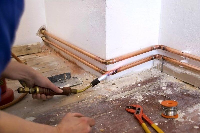 Металлические трубы и пресс-фитинги для систем отопления и водоснабжения: особенности, преимущества, монтаж - фото 16