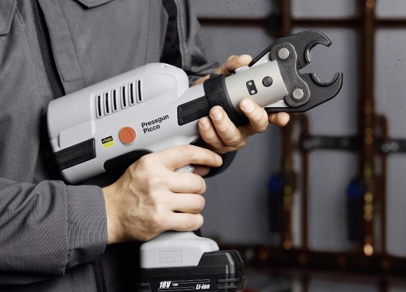 Металлические трубы и пресс-фитинги для систем отопления и водоснабжения: особенности, преимущества, монтаж - фото 29