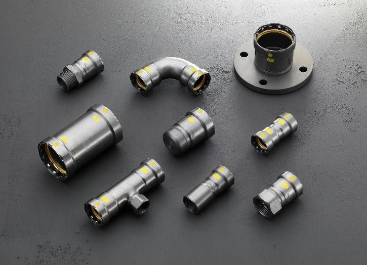 Металлические трубы и пресс-фитинги для систем отопления и водоснабжения: особенности, преимущества, монтаж - фото 5