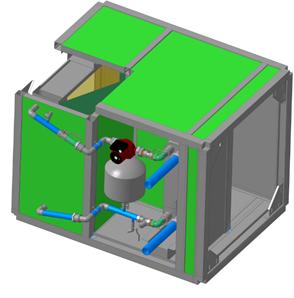 Решение проблем компоновки вентиляционных установок для северных регионов - фото 1