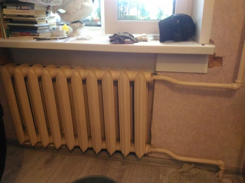 Как я менял радиатор - фото 1