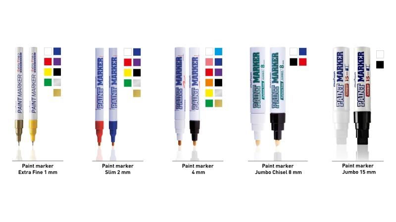 Маркер-краска: легко убрать сколы, царапины. Отличная вещь для ремонта и стройки   - фото 3