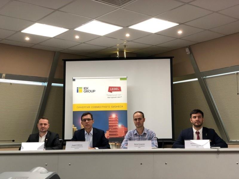 Партнерство IEK GROUP и LEDEL: перемены на рынке светотехники - фото 1