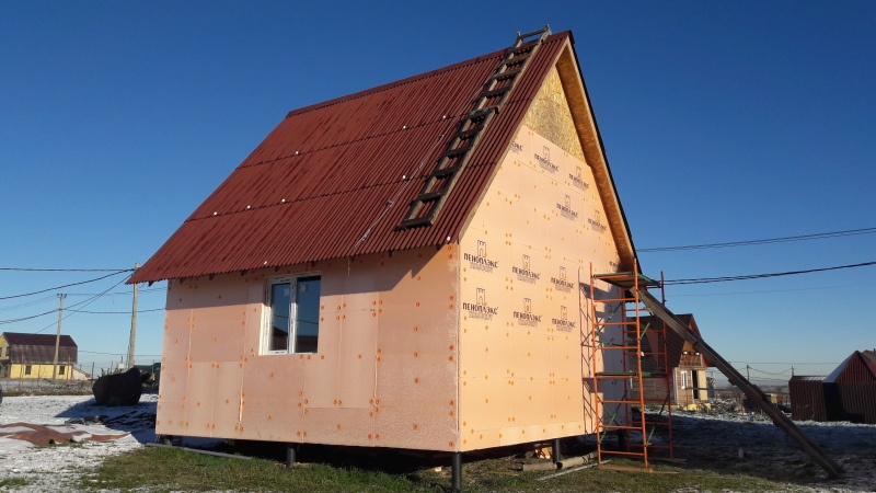 Почему полы каркасного дома важно утеплять правильной теплоизоляцией? - фото 1