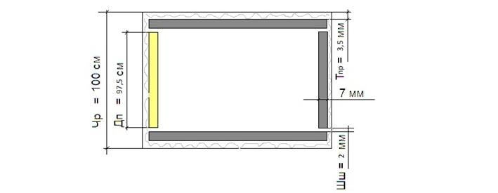 Расчет плитки - фото 3