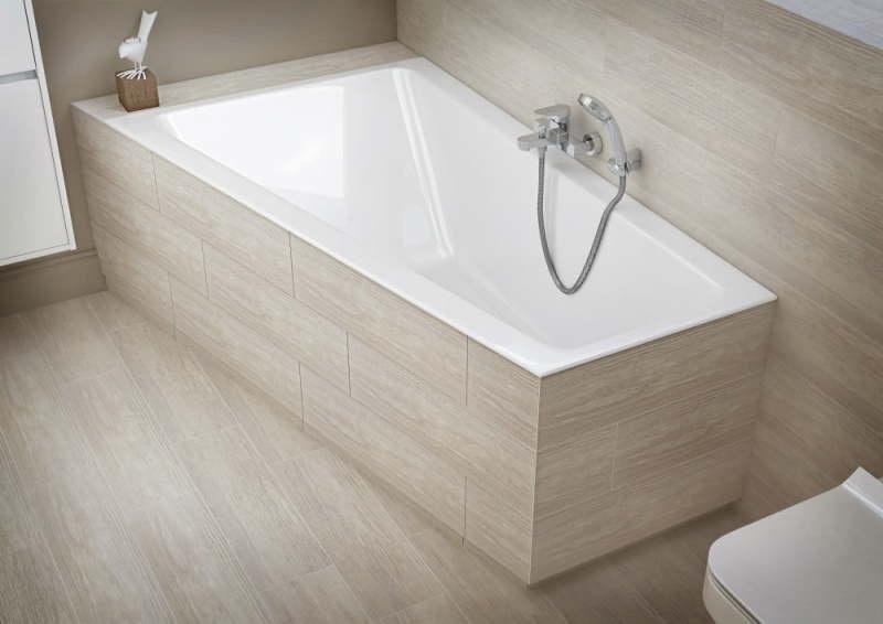 Акриловые ванны с тонкими бортами - фото 2