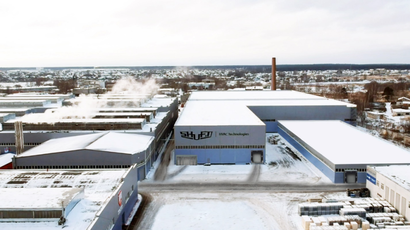 Российско-Датские инженерные технологии SHUFT - фото 1