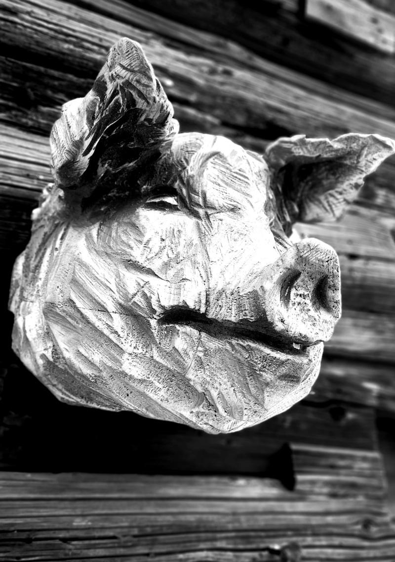 Деревянная скульптура.Резьба бензопилой. - фото 6