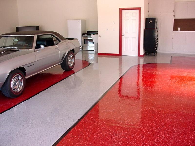 Как правильно выбрать полы для гаража. - фото 1